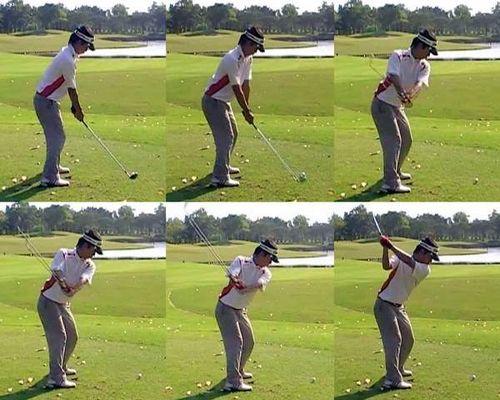 Back swing