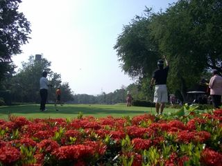 Pro Mann,Royal Hua-Hin Golf Club