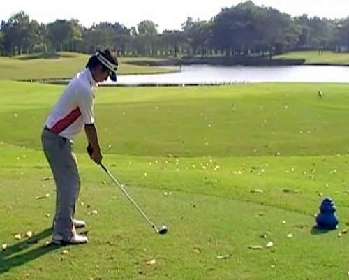 Pro mann,dynasty golf -18